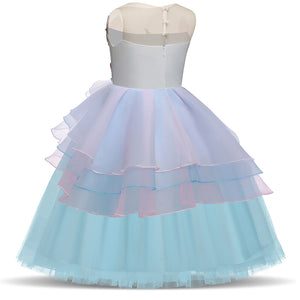 Unicorn - Tulle - Blue