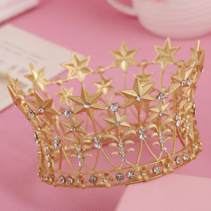 Gold Crown 6""