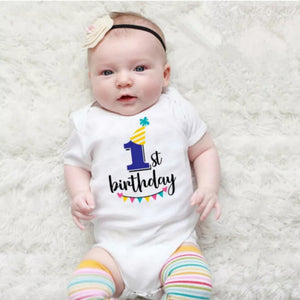 1st Birthday Signature Dress Set