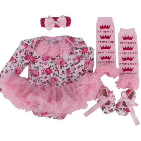 Princess Romper Set