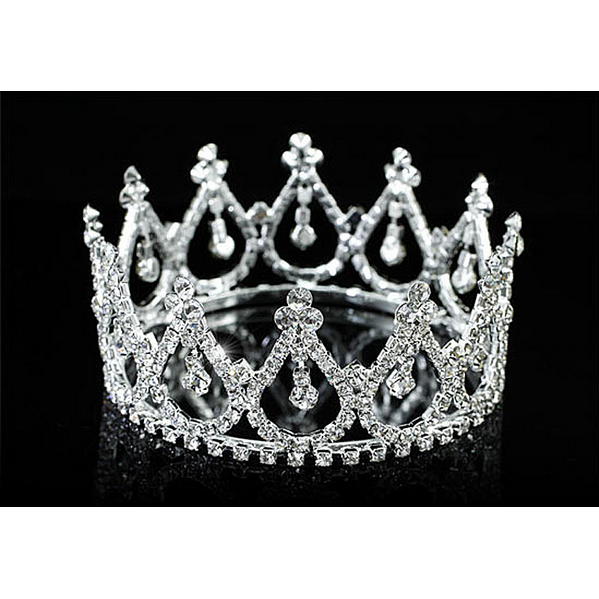 Crystal Crown 3""