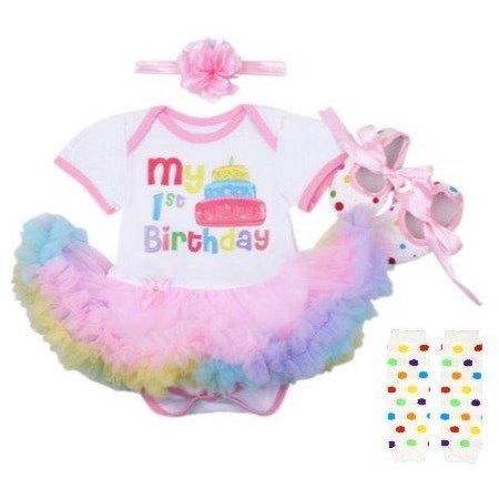 Birthday Romper Set