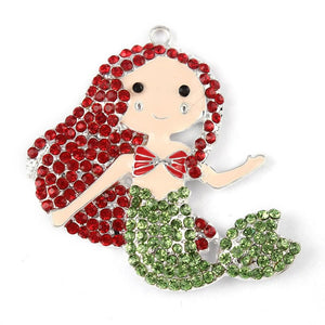 Ariel with Necklace