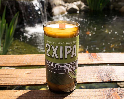 Southern Tier 2X IPA Beer Bottle Scented Candle