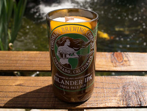 Coronado Brewing Company Islander IPA Beer Bottle Scented Candle