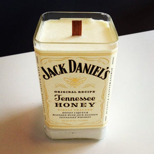 Jack Daniels Tennessee Honey Bottle Candle