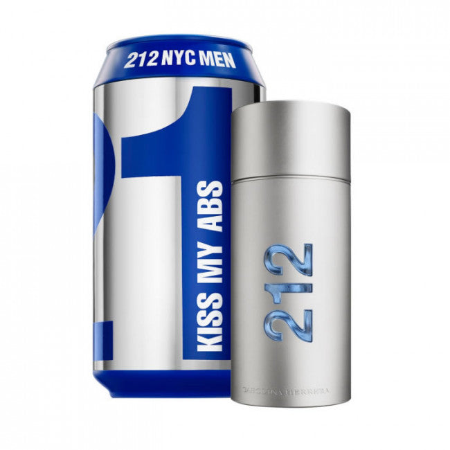 212 Kiss My Abs Edition 3.4 oz EDTfor men