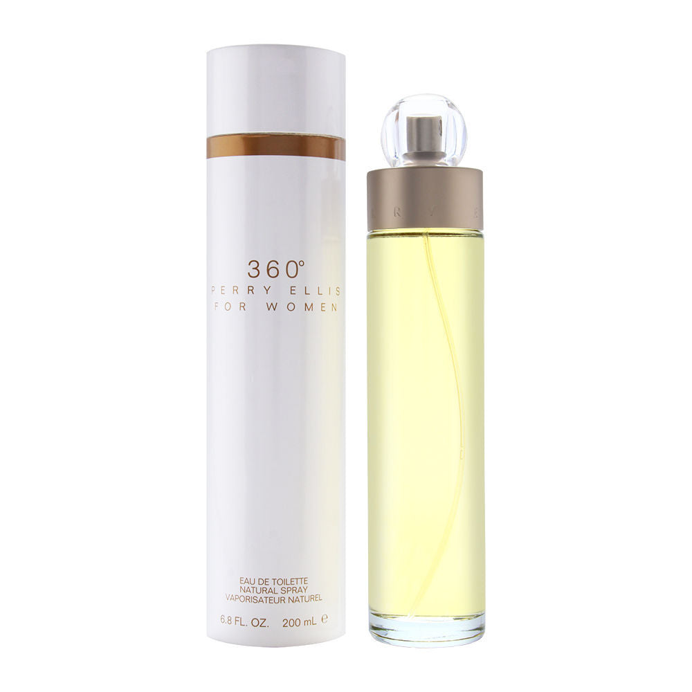 360 Perry Ellis 6.8 oz EDT for women