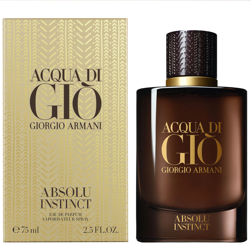 Acqua Di Gio Absolu Instinct 2.5 oz EDP for men