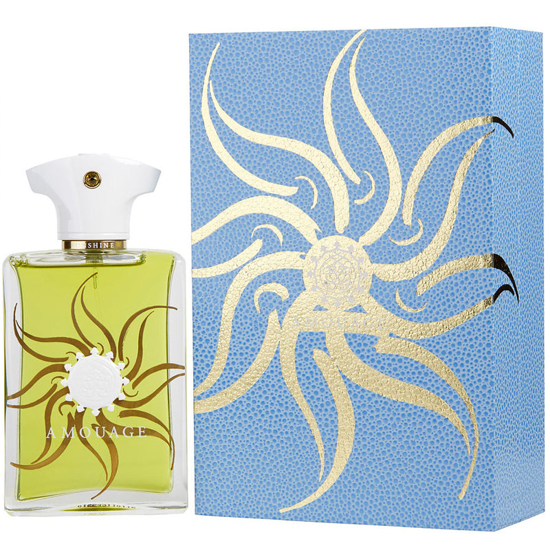 Sunshine 3.4 oz EDP for men