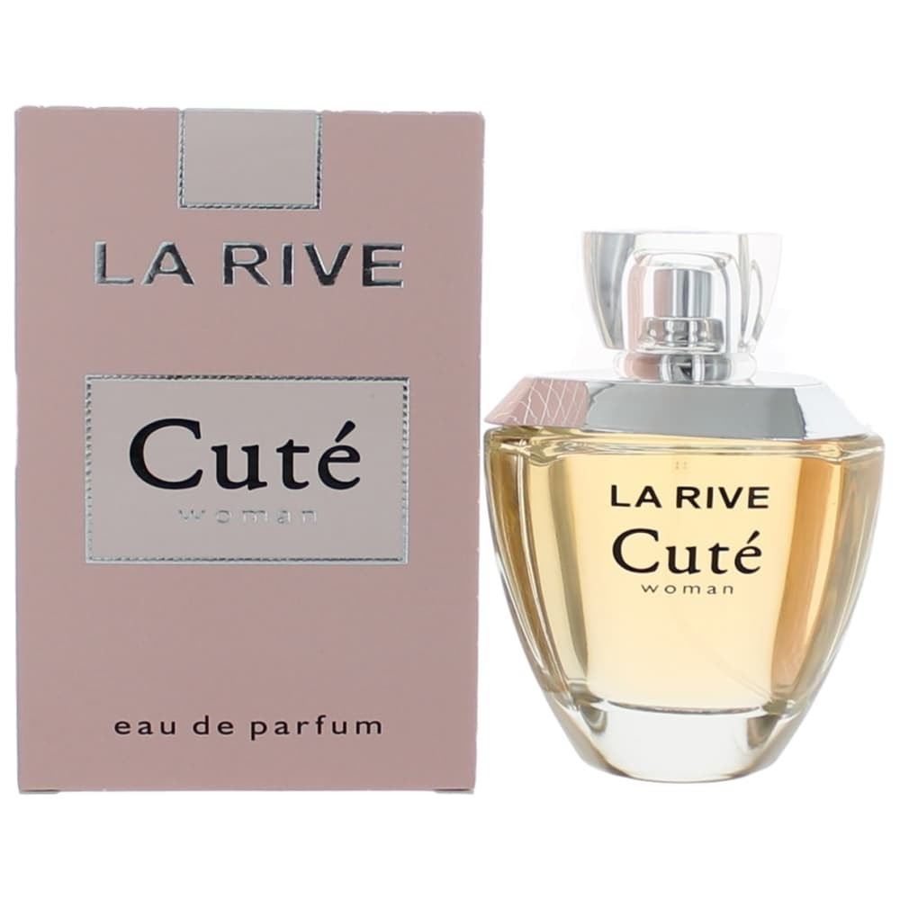 Cute 3.3 oz EDP for women