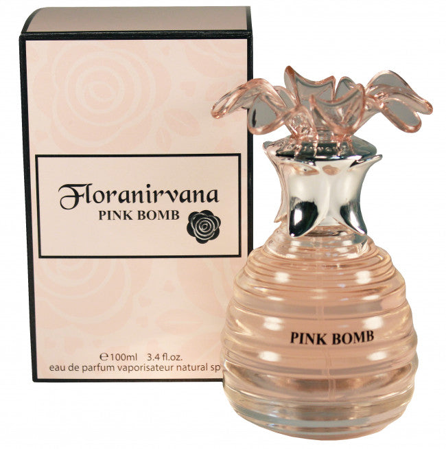 Floranirvana Pink Bomb 3.4 oz EDP for women
