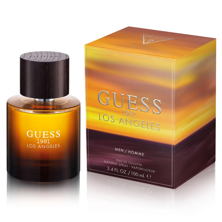 Guess 1981 Los Angeles 3.4 oz EDT for men