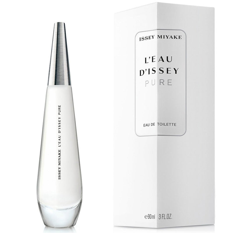 L'Eau D'Issey Pure 3.0 oz EDT for women