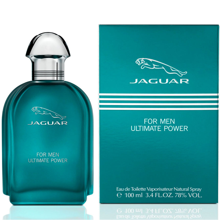 Jaguar Ultimate Power 3.4 oz EDT for men