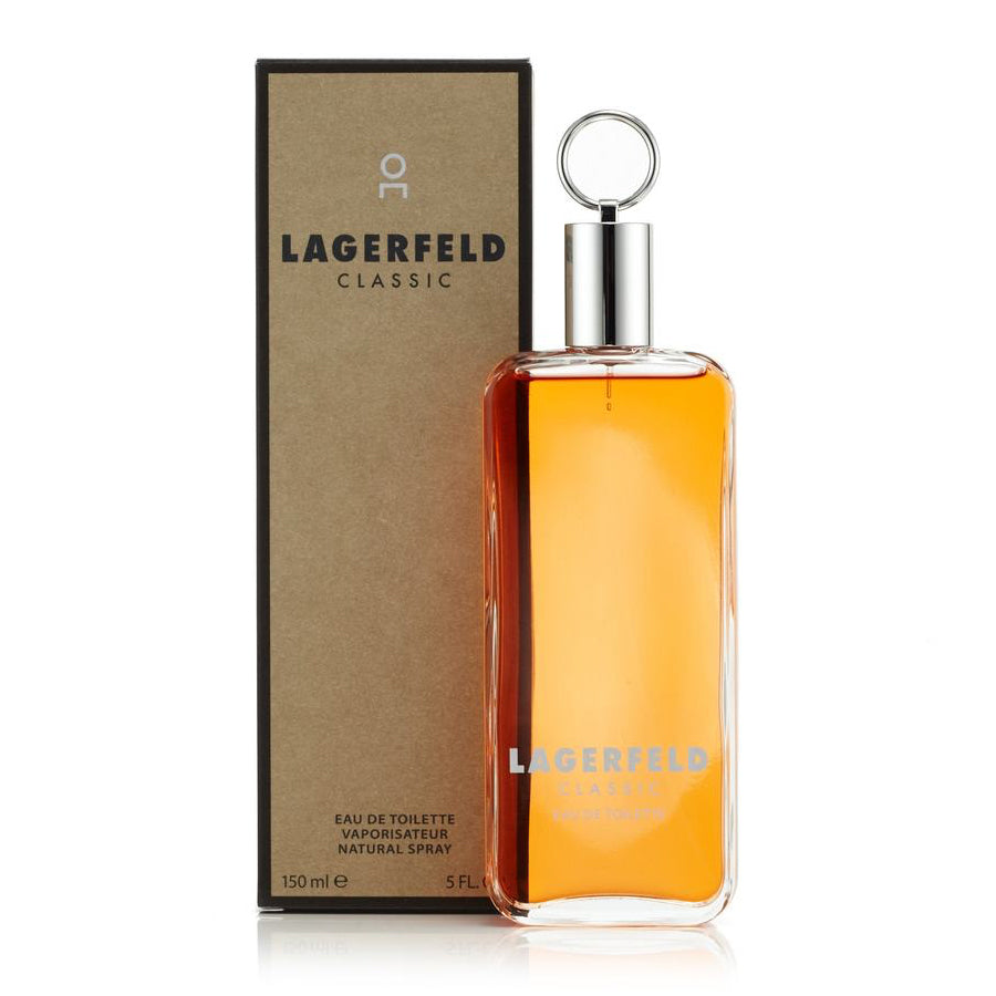 Lagerfeld 5.0 oz EDT for men
