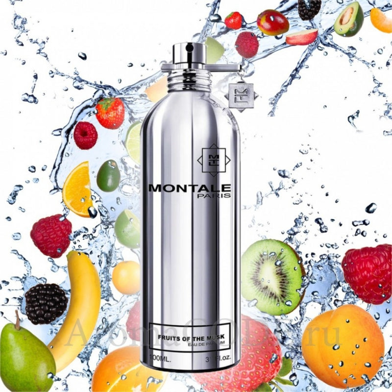 Montale Fruits Of The Musk 3.4 oz EDP Unisex