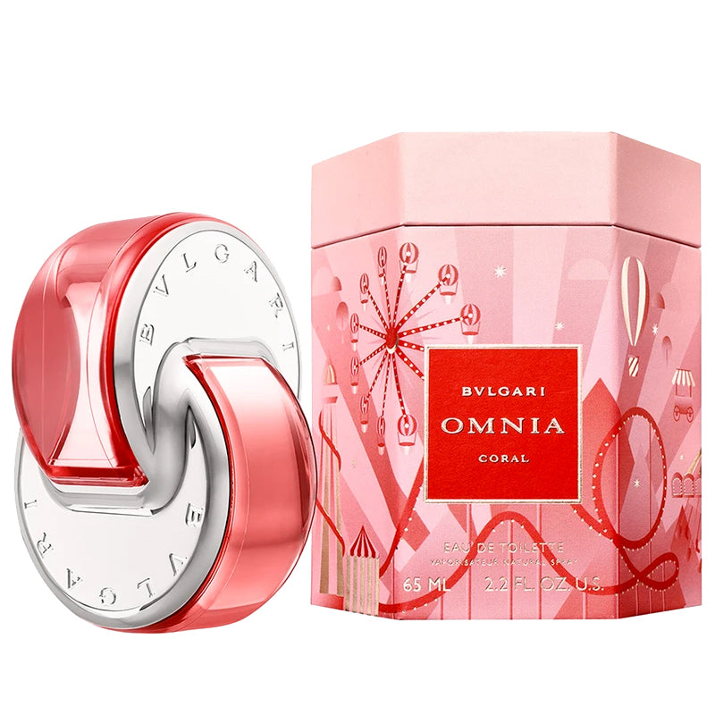 Omnia Coral Edition Omnialandia 2.2 oz EDT for women