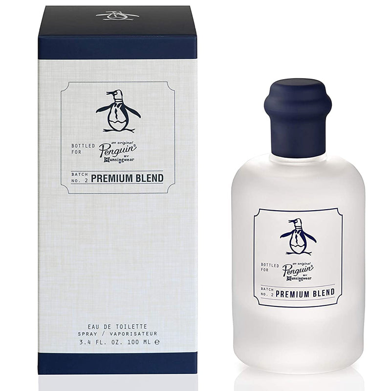 Penguin Premium Blend 3.4 oz EDT for men