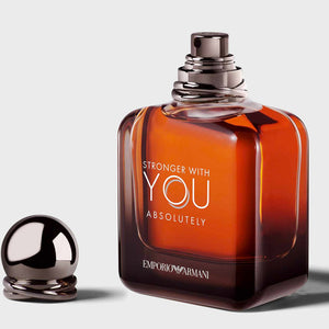Stronger With You Absolutely 3.4 oz EDP for men