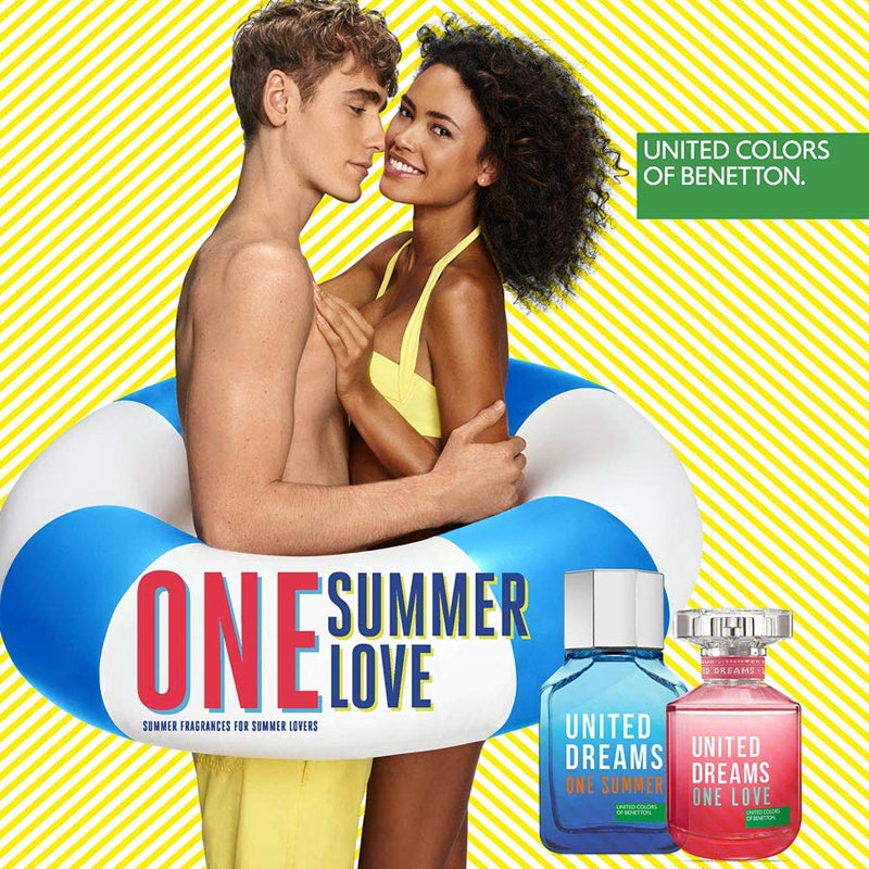 Benetton United Dreams One Love 2.7 oz for women