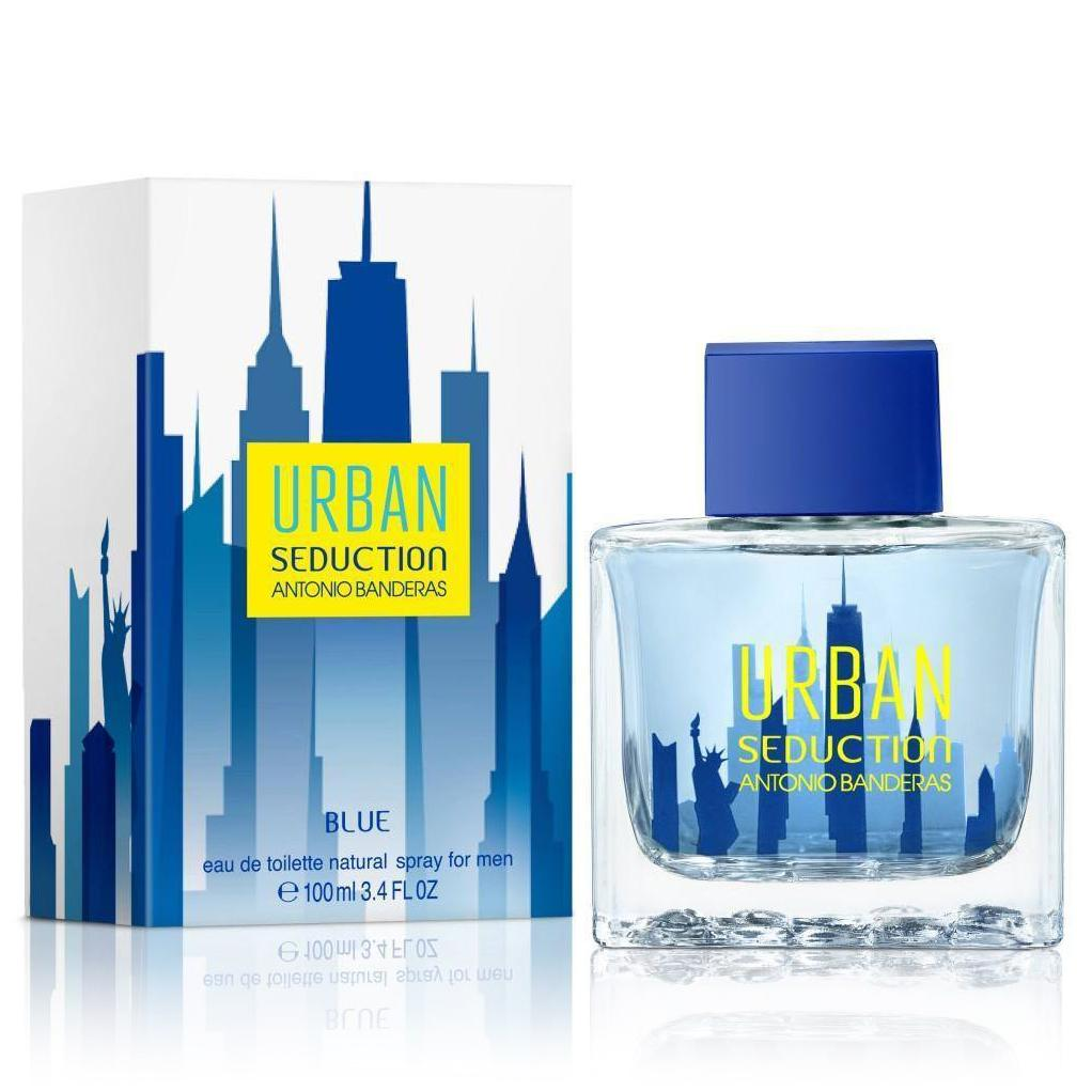 Urban Seduction Blue 3.4 oz EDT for men