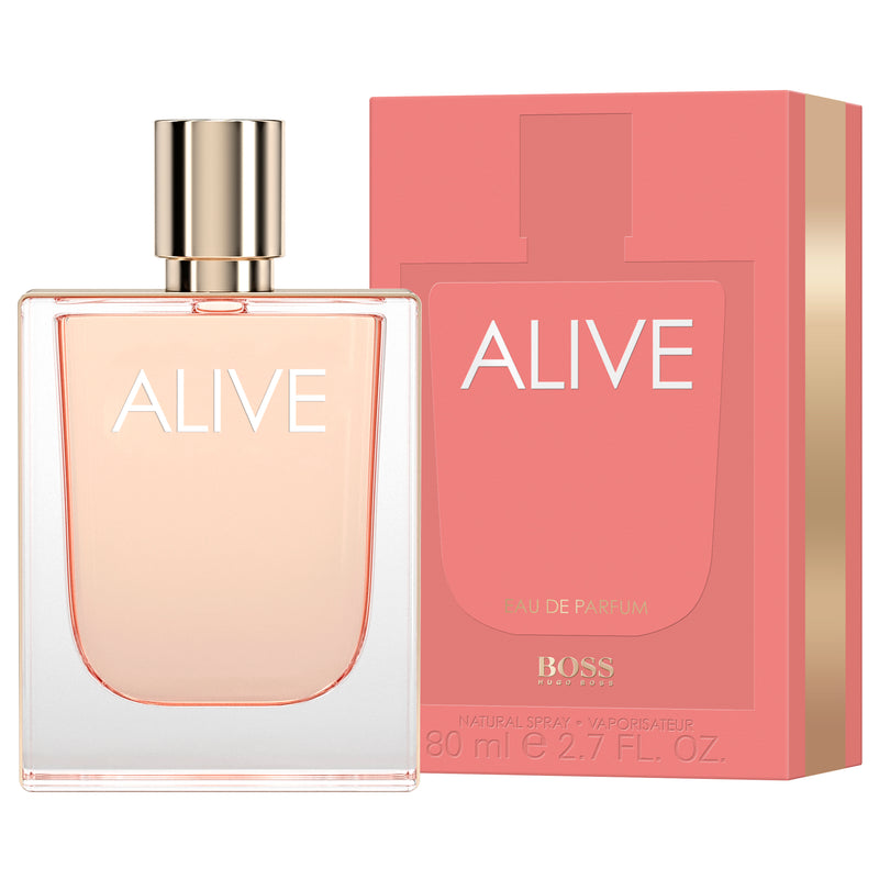 Alive by Hugo Boss 2.7 oz EDP for women