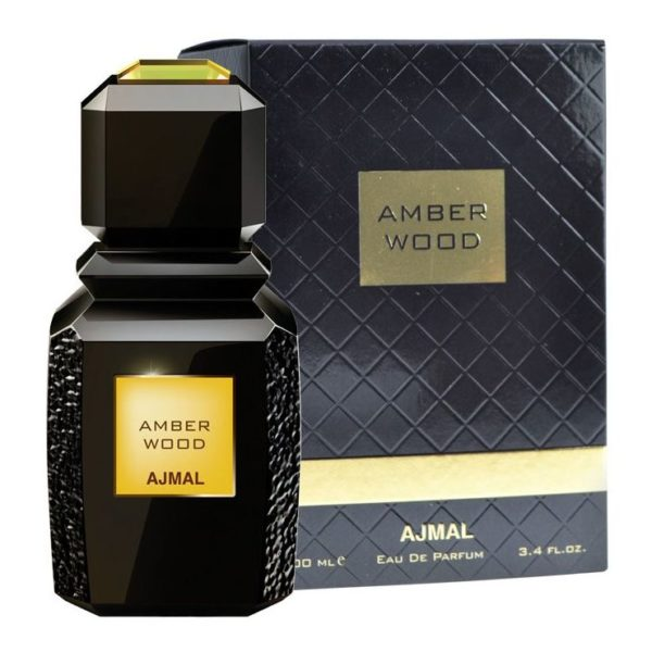 Amber Wood Ajmal 3.4 oz EDP Unisex