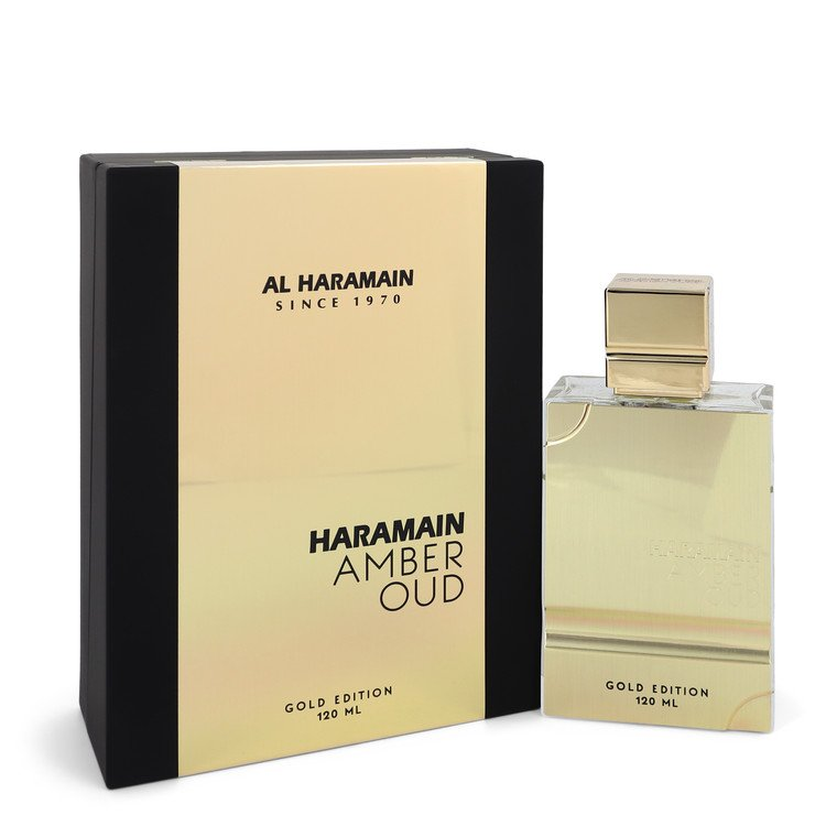Al Haramain Amber Oud Gold Edition 4.0 oz EDP Unisex