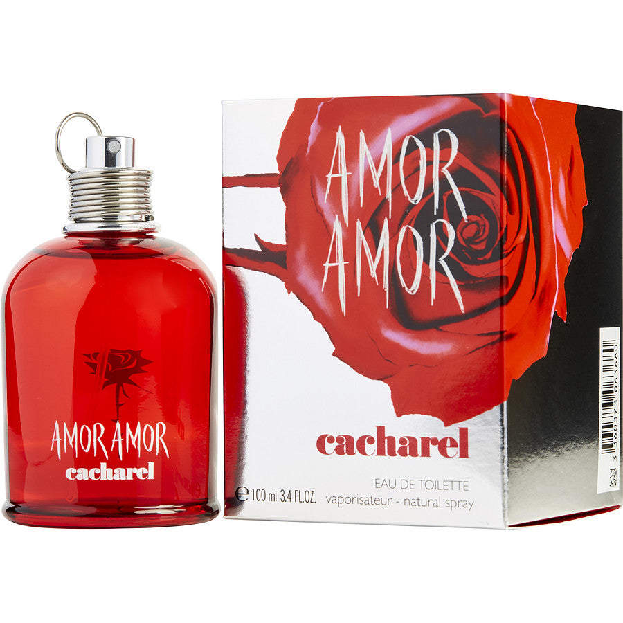 Amor Amor 3.4 oz EDT for women