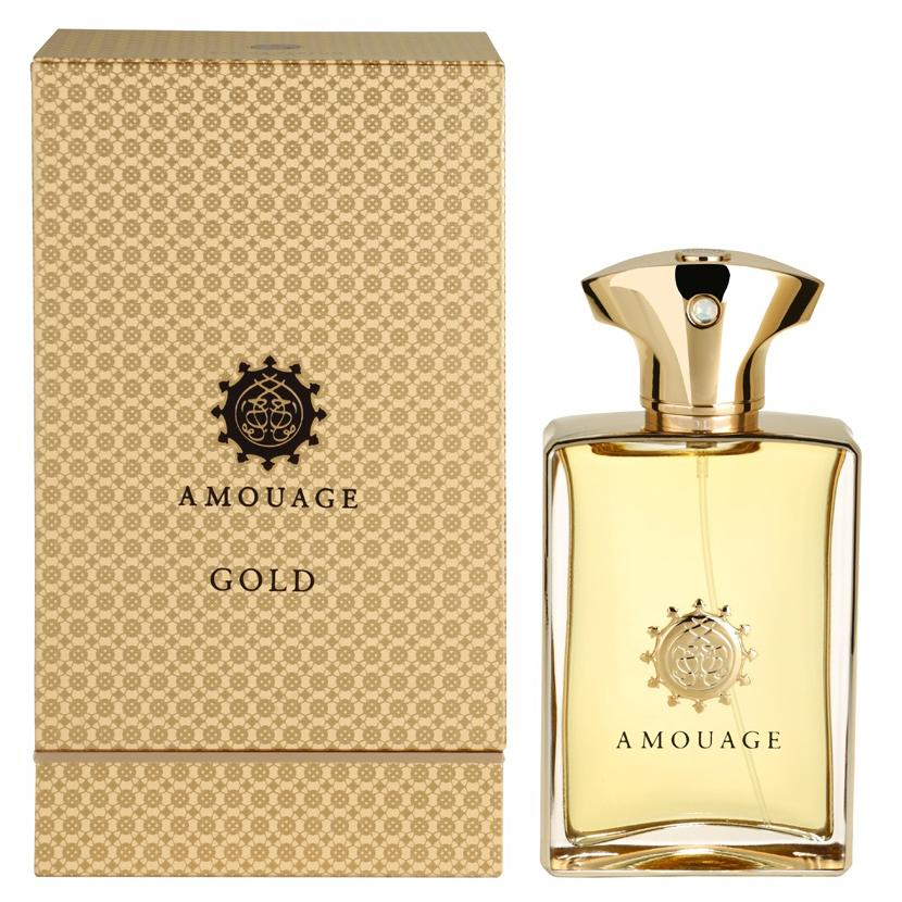 Amouage Gold 3.4 oz EDP for men