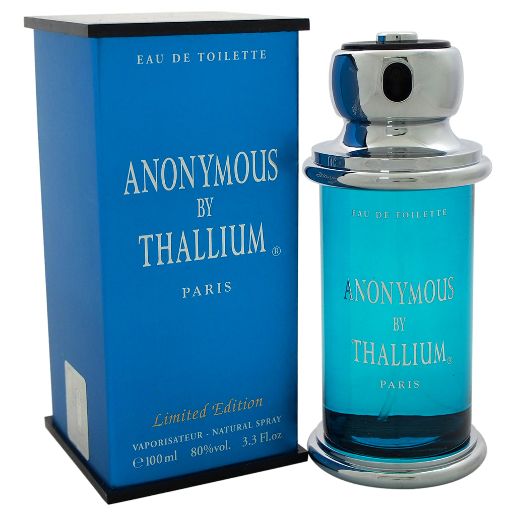 Anonymous 3.3 oz EDT Limited Edition for men