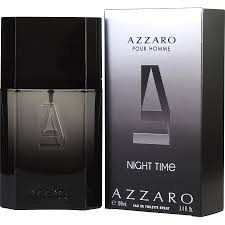 Azzaro Night Time 3.4 oz EDT for men