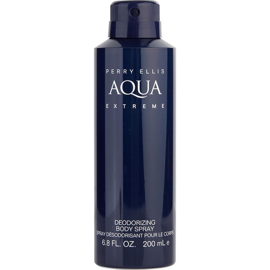 BABY & KID CARE PRODUCTS - Perry Ellis Aqua Extreme 6.8 Oz Body Mist
