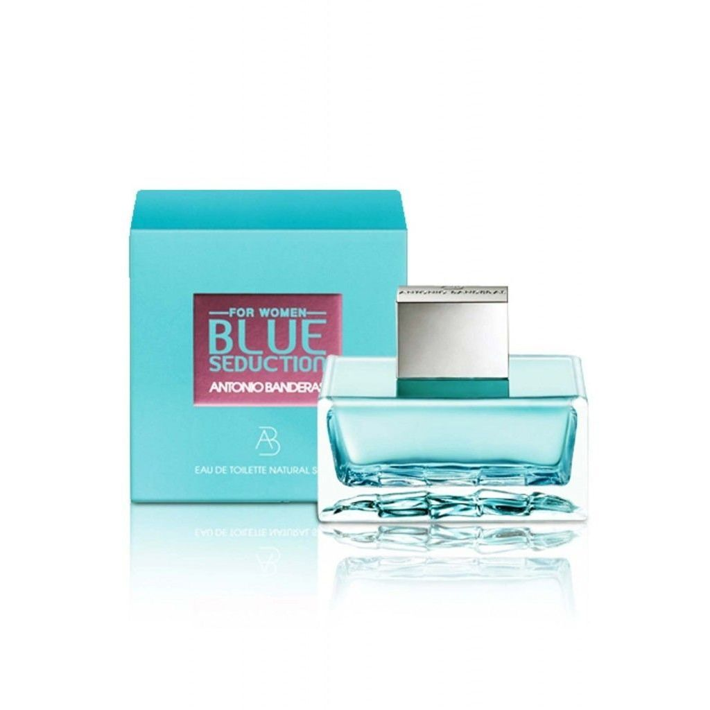 Blue Seduction 2.7 oz EDT for women
