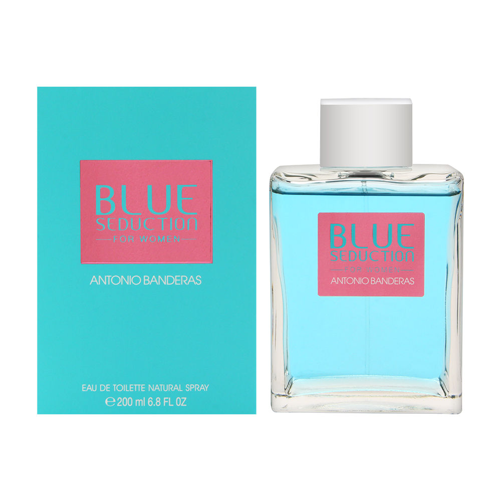Blue Seduction 6.7 oz EDT for women