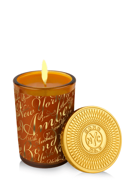 CANDLES - Bond No 9 New York Amber 6.4 Oz Candle