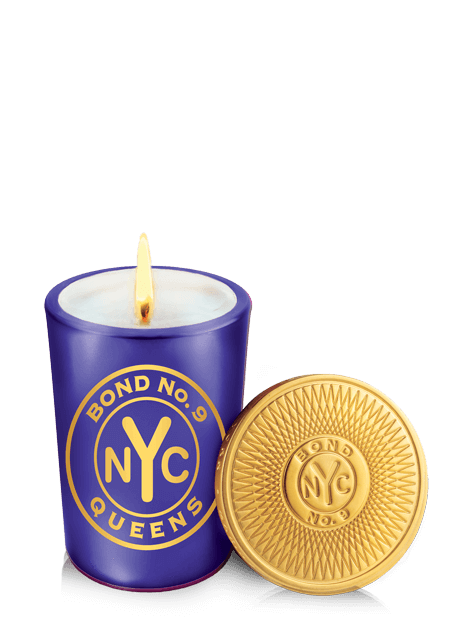 CANDLES - Bond No 9 Queens Scented Candle 6.4 Oz
