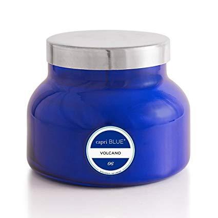 CANDLES - Capri Blue Volcano Blue Signature Jar 19 Oz Candle