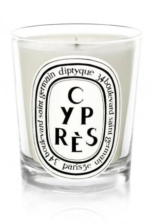 CANDLES - Diptyque Cypres 6.5 Oz Candle