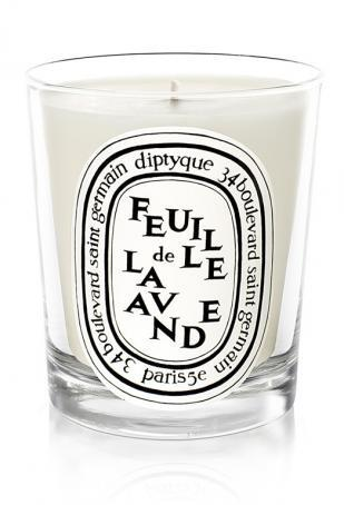 CANDLES - Diptyque Fleille De Lavande 6.5 Oz Candle