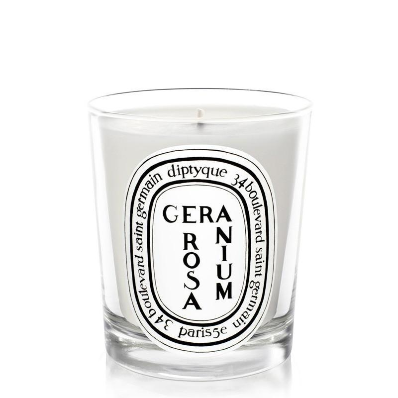 CANDLES - Diptyque Geranium Rosa 6.5 Oz Candle