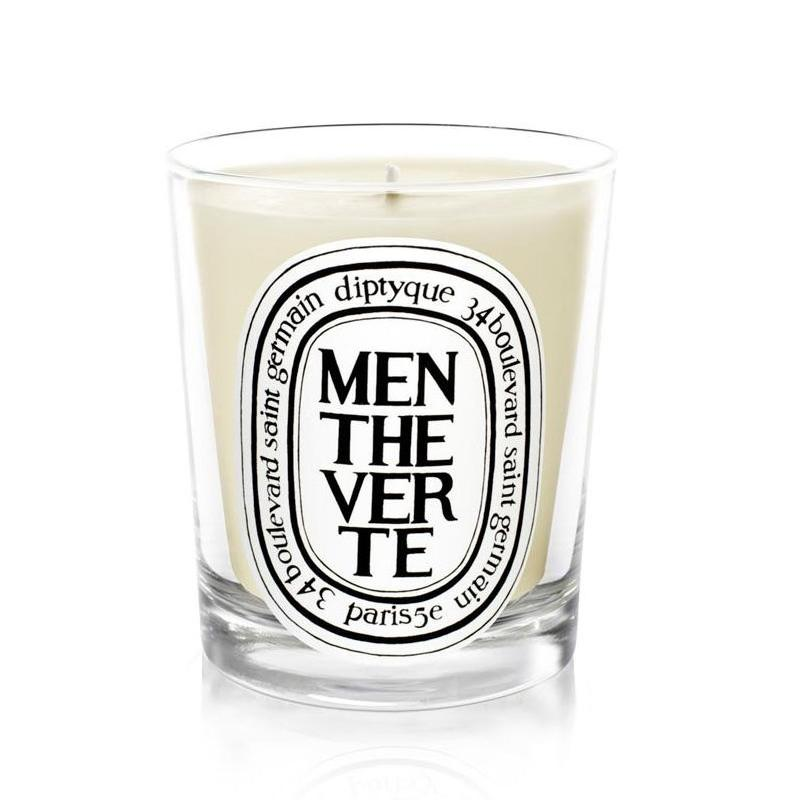 CANDLES - Diptyque Menthe Vert 6.5 Oz Candle