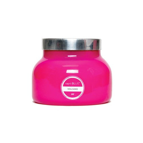 CANDLES - Volcano Pink Signature Jar 19 Oz Candle