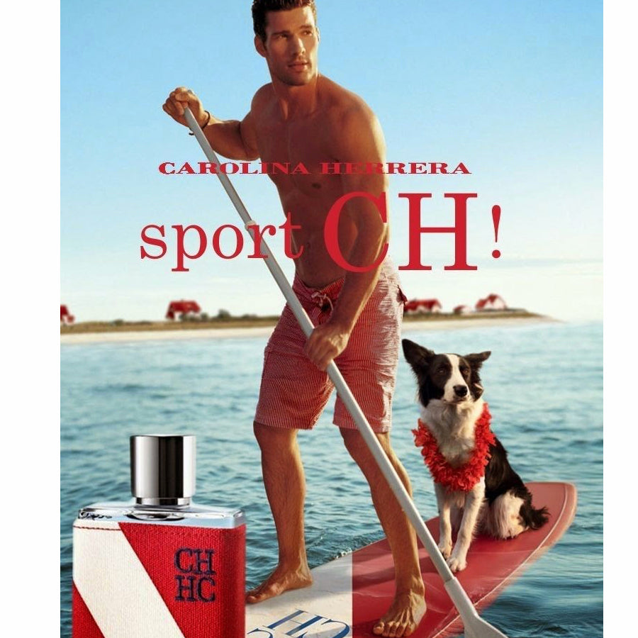 CH Sport 3.4 oz EDT for men