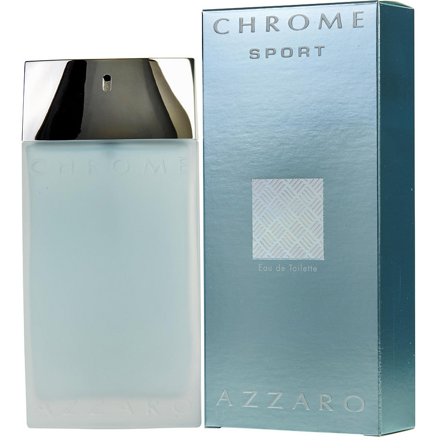 Chrome Sport 3.4 oz EDT for men