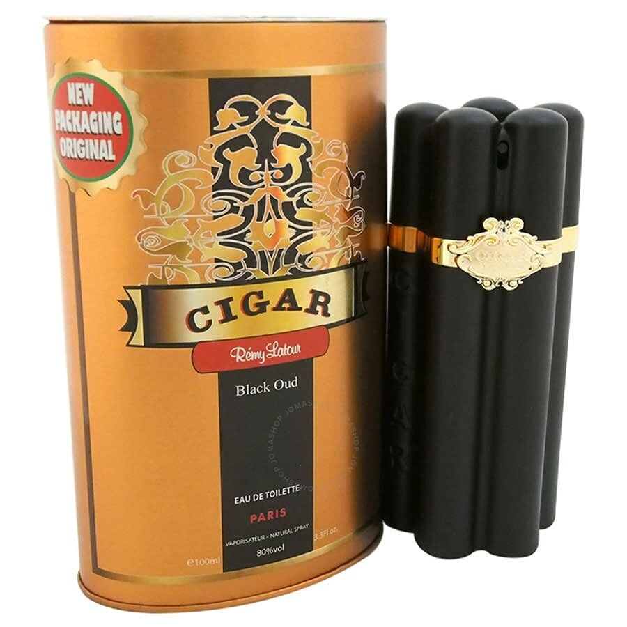 Cigar Black Oud 3.4 oz EDT for men