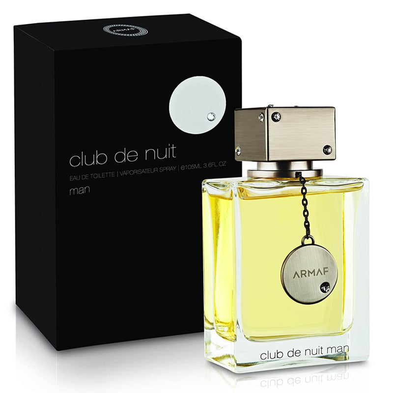Club de Nuit Man 3.6 oz EDT for men