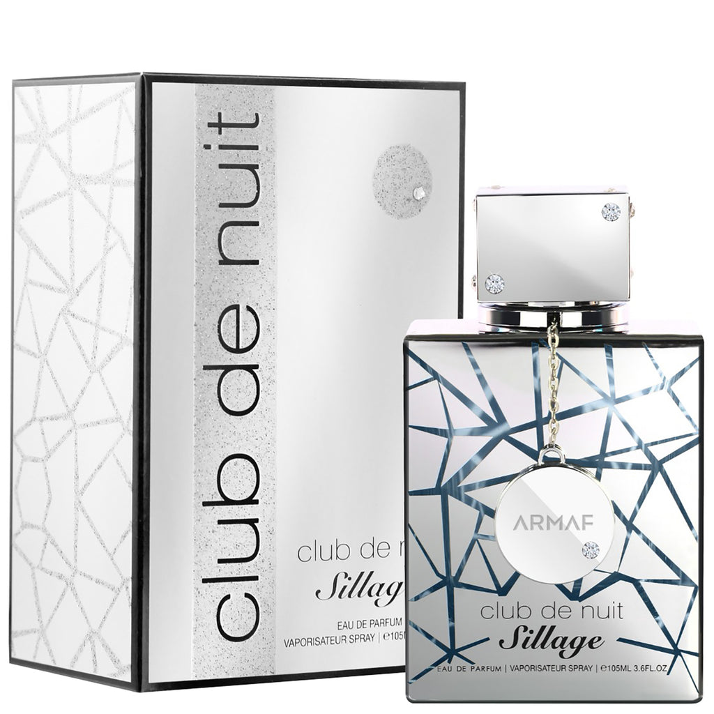Club De Nuit Sillage 3.6 oz EDT for men