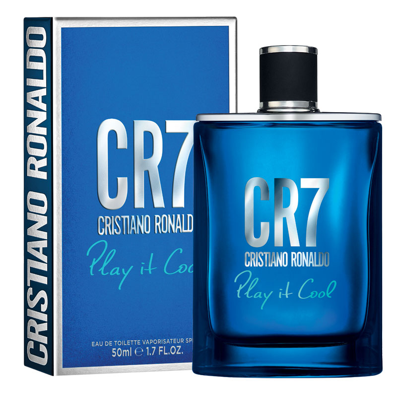 CR7 Play It Cool 1.7 oz EDT for men